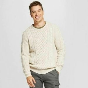 Goodfellow & Co Chunky Knit Mens Sweater XL